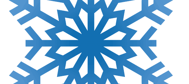 image of a snowflake