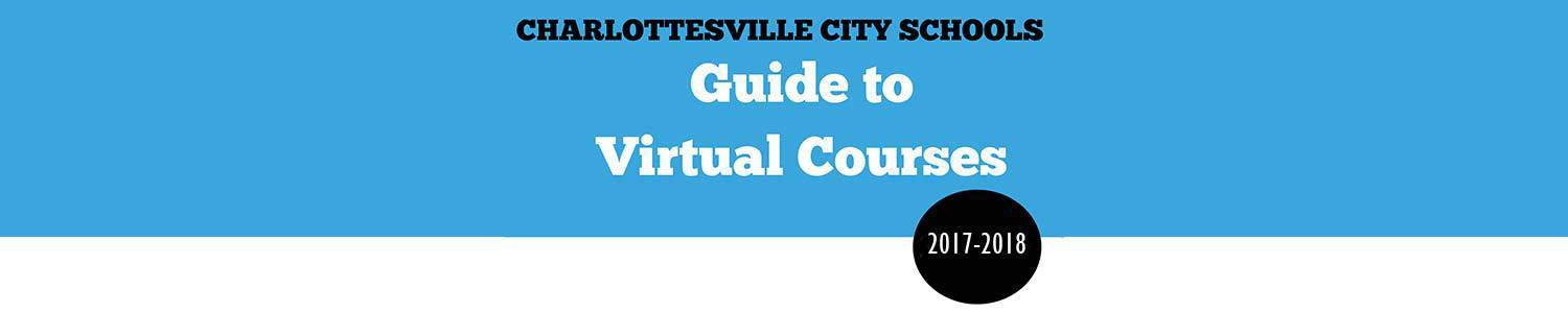 Banner for CHS Virtual Education