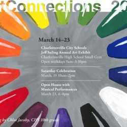 Art Connections 2016 poster