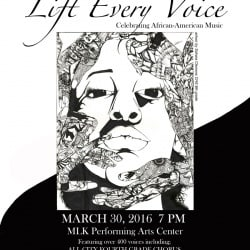 All City Choral Festival poster