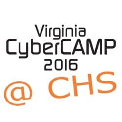 Virginia Cybercamp logo