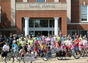 Books on Bikes Clark 2015