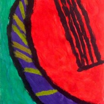 Artwork by Venable Elementary student