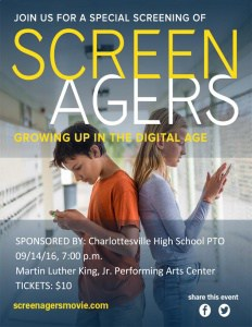 CHS-Screenagers-Poster