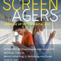 CHS Screenagers Poster