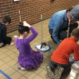 Jackson-Via Math & Stem Night Activities