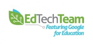 EdTechTeam - featuring Google for Education Logo