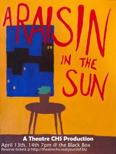 Raisin in the Sun Poster