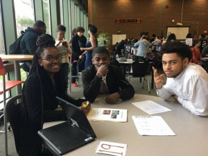 CHS students prep pitches for the TomTom Festival's 'Pitch Night'