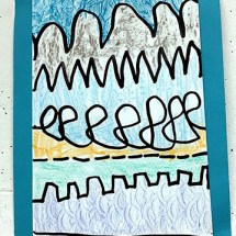 Artwork by Clark Elementary Student