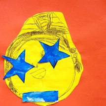Artwork by Greenbrier Elementary Student