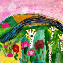 Greenbrier Elementary School student artwork