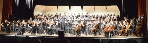 2018 CHS Symphony group photo