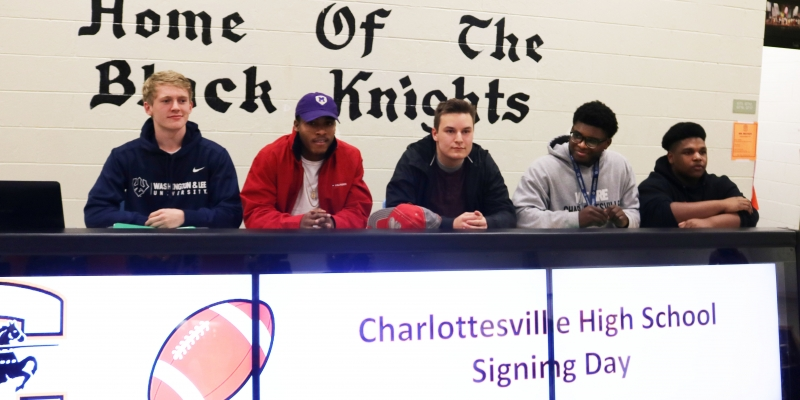 SIgning Day1group