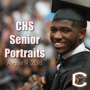CHS Senior Portrait graphic