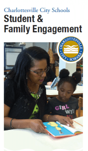 Family Engagement brochure screenshot