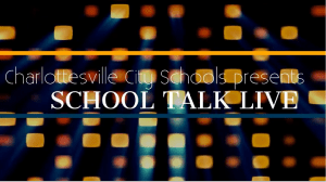 Screenshot of video School Talk Live.