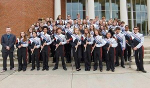 CHS Band at the Atlanta Heritage Festival.