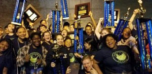 CHS musicians celebrate win with multiple trophies in Atlanta.