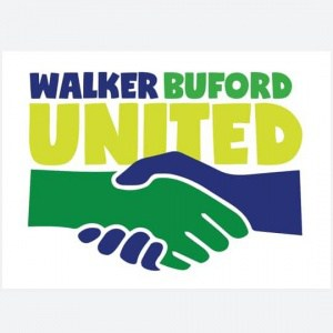 logo for Walker Buford United PTO