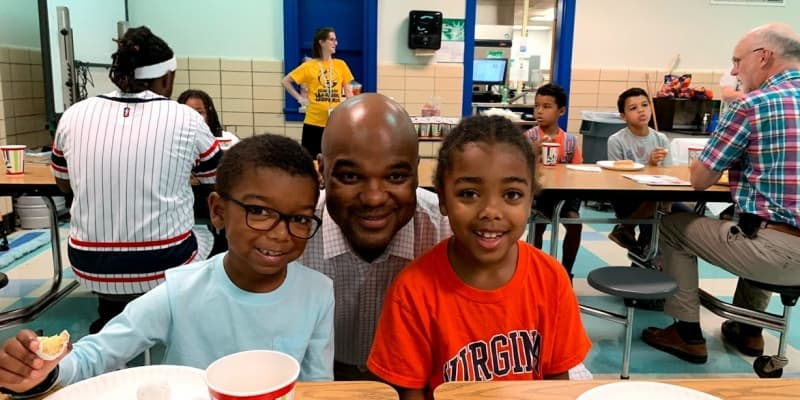 Donuts with Dads 3