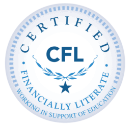 Logo for Certified Financially Literate from Wise Program