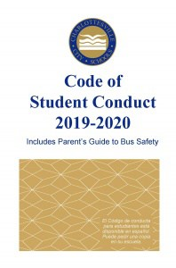 image of Code of Conduct cover 2019-20