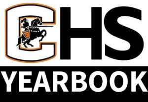 CHS Yearbook logo