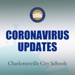 Coronavirus Updates graphic