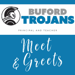 Graphic Buford Meet and Greets