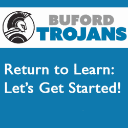 Buford Return to Learn: Let's Get Started
