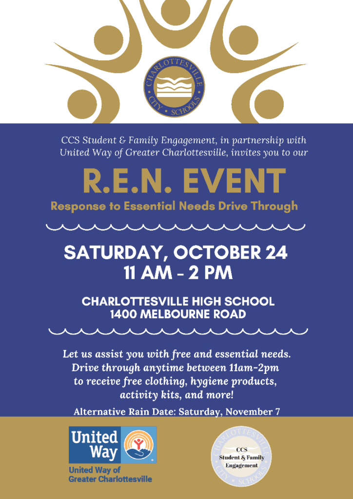 Flyer for REN event. Find link to OCR information on the page.