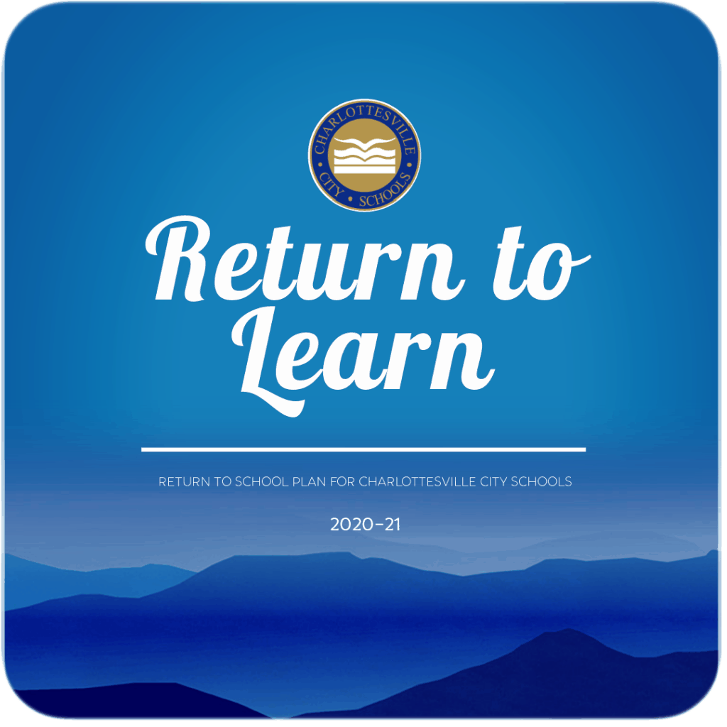 Return to Learn square graphic